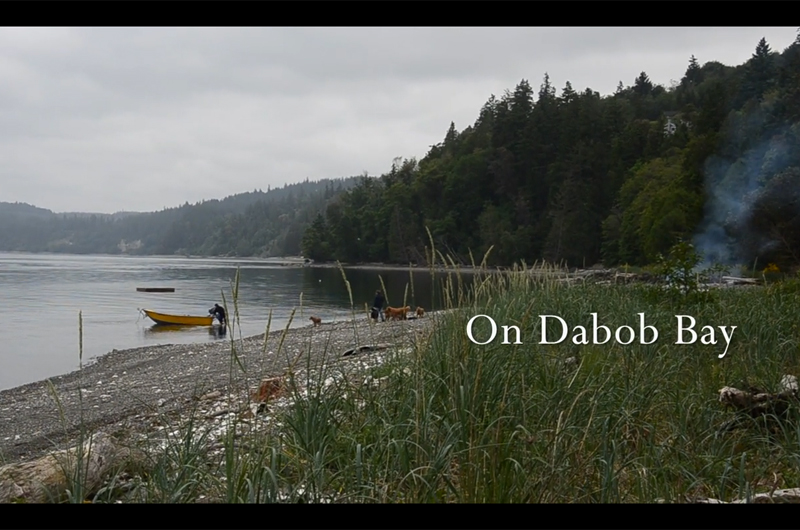 On Dabob Bay